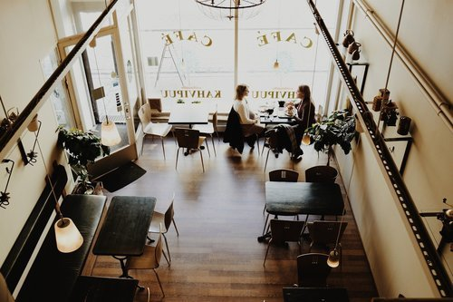 Restaurants und Cafés für geschäftliche Treffen